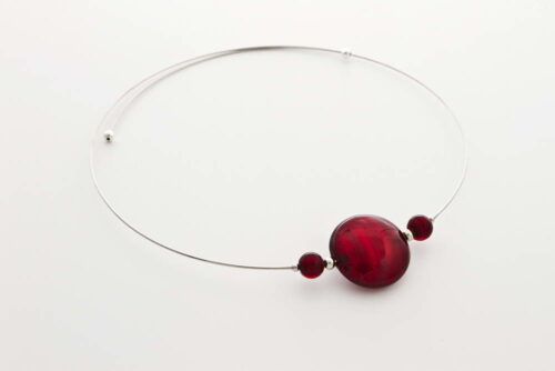 Murano glass necklaces