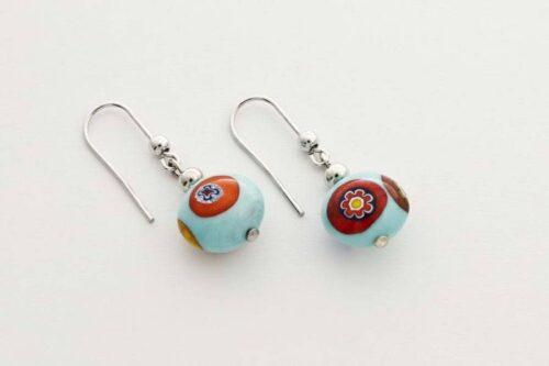 Murrina earrings